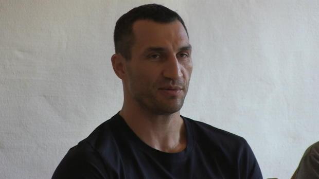 """Boxen: Klitschko: """"Fury wie Hitler"""""""