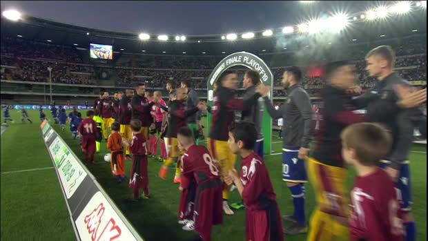 Serie A Relegation: Hellas Verona - AS Cittadella | DAZN Highlights