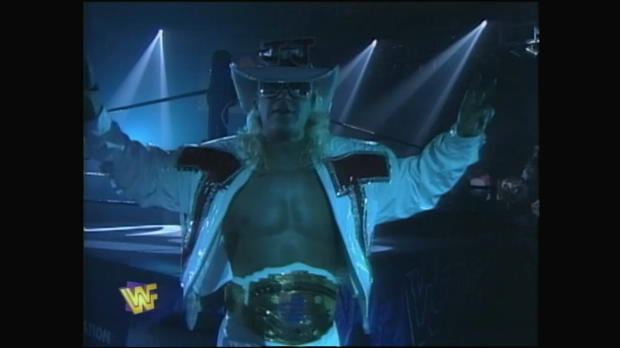 Jeff Jarrett explains why he left WWE and WCW: Raw, Oct. 27, 1997
