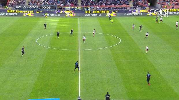 Serie A : Inter 0-1 Torino