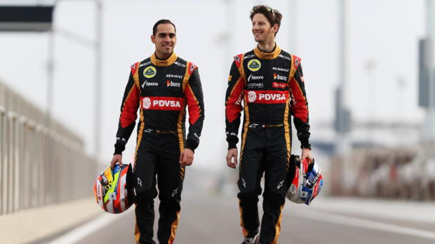 Lotus set for interesting season - Blundell