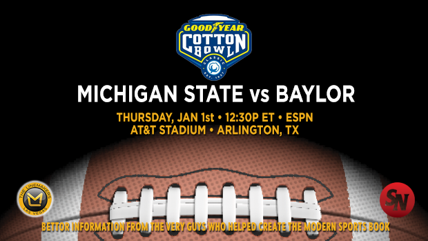 Michigan State vs. Baylor