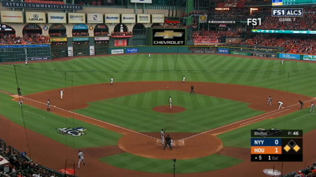Must C: Astros' eventful 5th