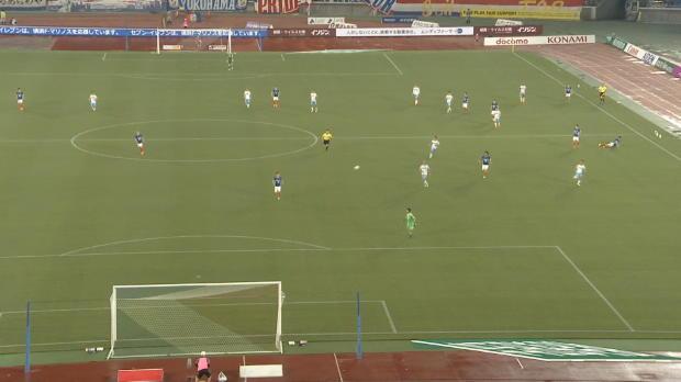 J-League: Traumheber bei Iwata-Sieg