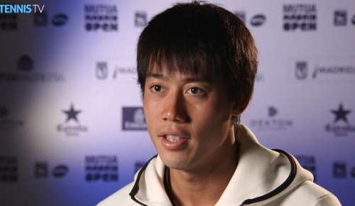 Nishikori Interview: ATP Madrid QF