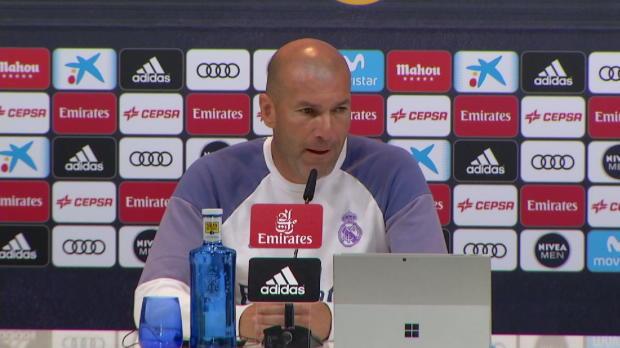 Real-DNA: Zidane will angreifen statt warten