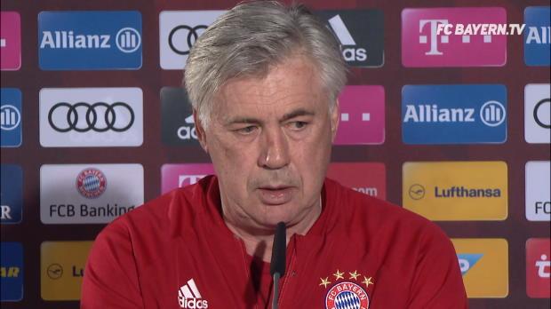 "Kommt Eberl zum FCB? Ancelotti ist es ""egal"""