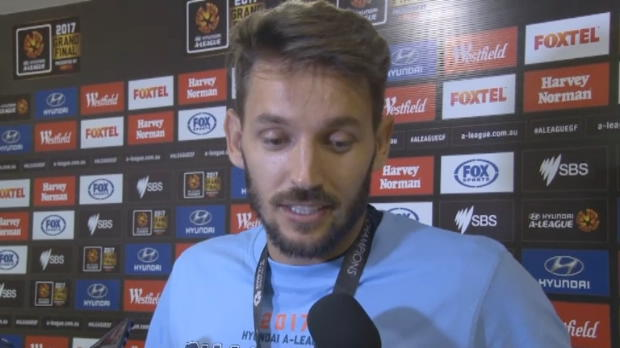 Ninkovic to return to Sydney on 1-year marquee deal