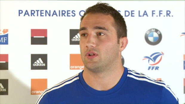 VI Nations - XV de France : Lapandry ne se pose pas de questions