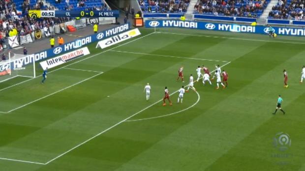 كرة قدم: الدوري الفرنسي: لن تصدق كيف أضاع جورج مانجيك هذه الفرصة