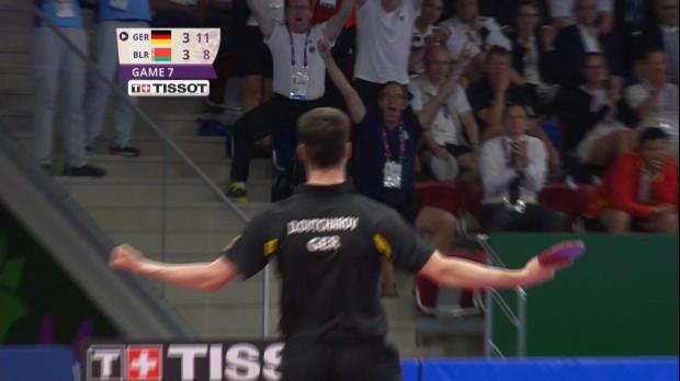 Ovtcharov triumphiert und fährt 2016 nach Rio