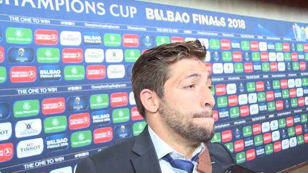 RUGBY : RUGBY - Champions Cup - Finale - Iribaren - 'Il fallait le tenter ce drop...'