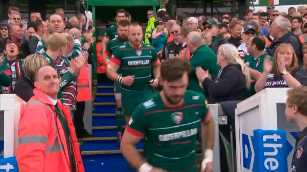 Aviva Premiership - Leicester Tigers v London Welsh