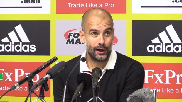 """Drei Spiele, 15 Tore? Guardiola: """"Nicht leicht"""""""