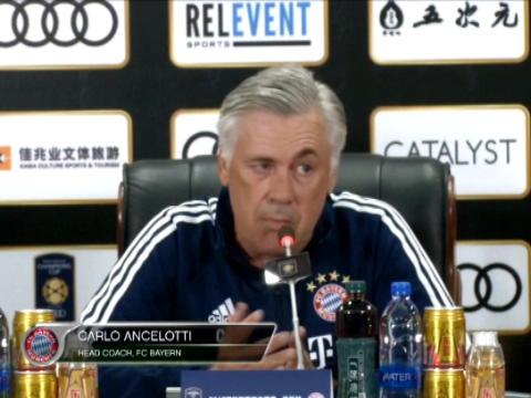 كرة قدم: كأس الأبطال الدولية: ميلان لا يزال قريبا الى قلب أنشيلوتي