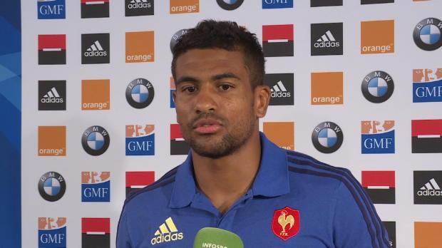 XV de France - Fofana - 'Ne pas s'attendre � un grand match contre l'Angleterre'