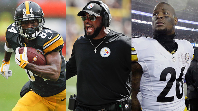 What is the biggest concern right now for Pittsburgh Steelers?