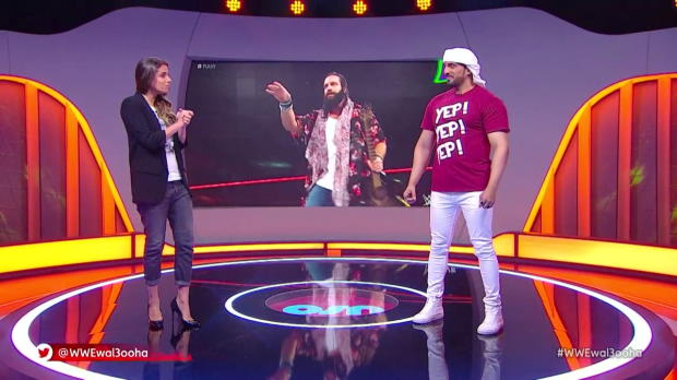 Braun Strowman bashes Elias with an upright bass: WWE Wal3ooha, 15 February, 2018