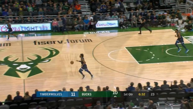 WSC: Giannis Antetokounmpo (32 points) Highlights vs. Minnesota Timberwolves