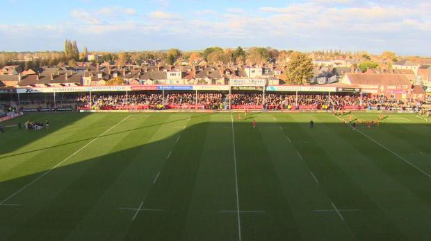 Aviva Premiership - Anglo Welsh Highlights - Gloucester Rugby v Saracens