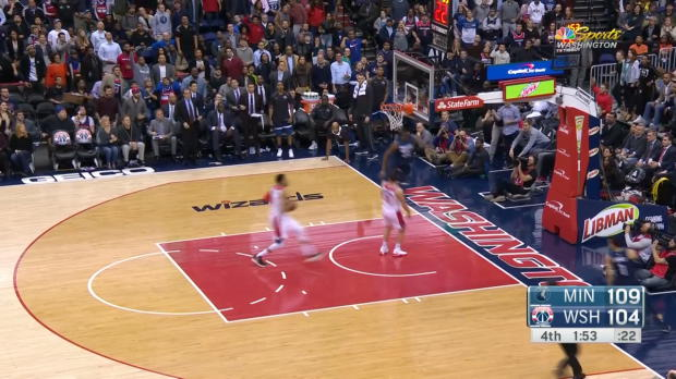 Assist of the Night: Tomas Satoransky