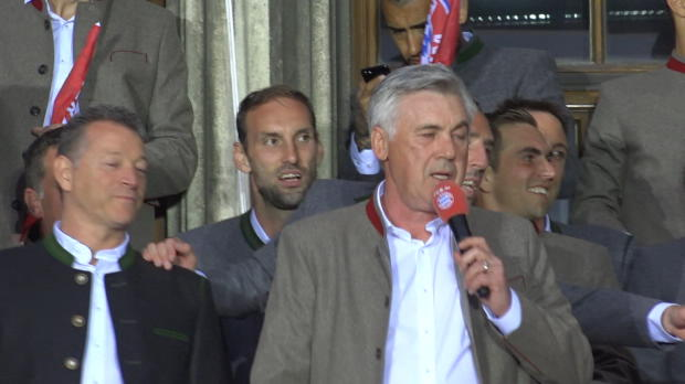 Ancelottis Meisterrede: Noch viele Titel holen
