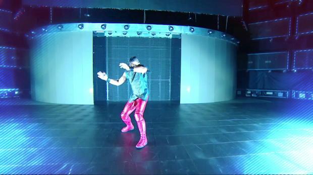 Take a closer look at Royal Rumble Match Winner Shinsuke Nakamura: SmackDown LIVE, Feb. 20, 2018