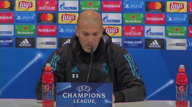 Zidane: Messi und Ronaldo spornen sich an