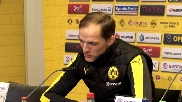"Tuchel zum Pokalfinale: ""Besonderes Gefühl"""