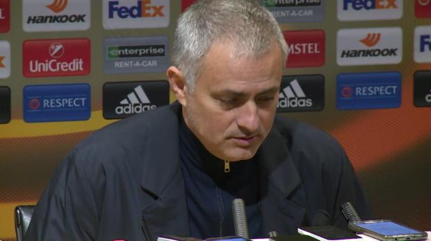 """Mourinho: """"Haben wirklich schlecht gespielt"""""""