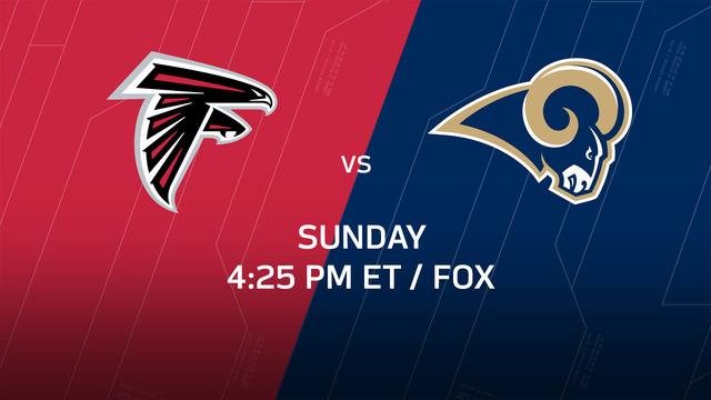 Week 14 Game Preview: Falcons vs. Rams