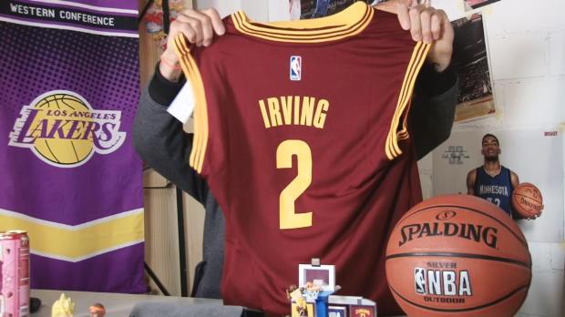 """Fastbreak: """"Irgendwo muss man Irving verstecken"""""""