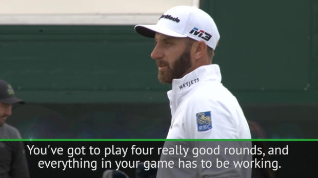 At least I'm giving myself chances to win majors - Johnson