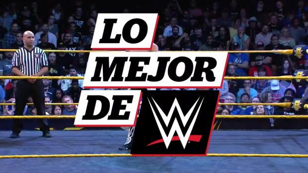 """¡Andrade """"Cien"""" Almas le da batalla a AJ Styles!: Lo Mejor de WWE"""