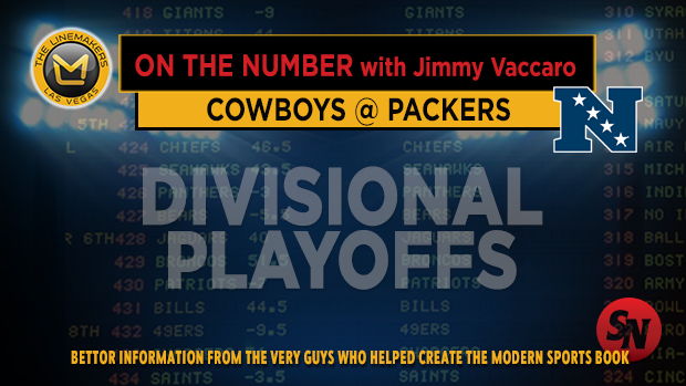 Jimmy V on Cowboys @ Packers