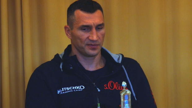 Boxen: Klitschko will pöbelnden Fury zähmen
