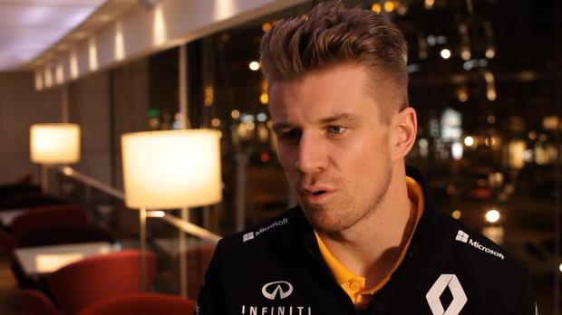 "F1: Hülkenberg: Halo ""in Formel 1 nicht nötig"""