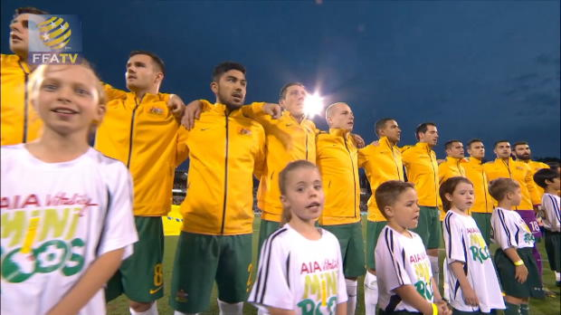 FFA TV | Socceroos light up Canberra
