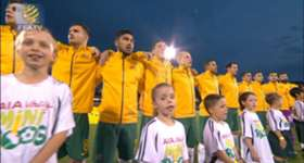 Take a look back at the Socceroos' comprehensive 3-0 win over Kyrgyzstan in Canberra.