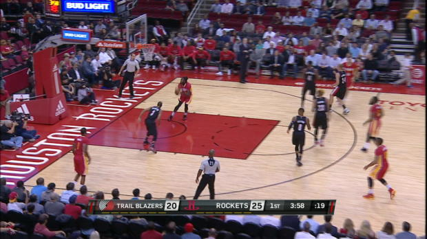 Assist of the Night - James Harden
