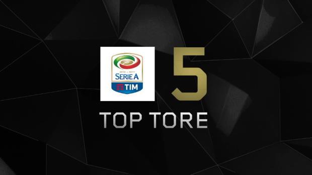 Top 5: Romagnoli-Volley und Nainggolan-Hammer