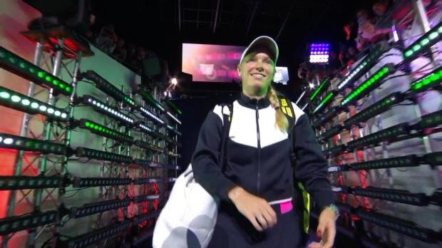 Finals: Wozniacki krönt Saison mit Premierensieg
