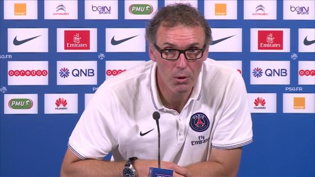 PSG - Blanc : 'Toulouse est une �quipe accrocheuse'