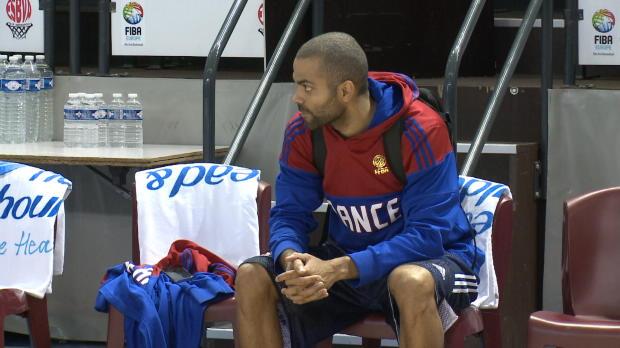Basket : FIBA - JO 2016 - Parker sera bien du tournoi pré-olympique