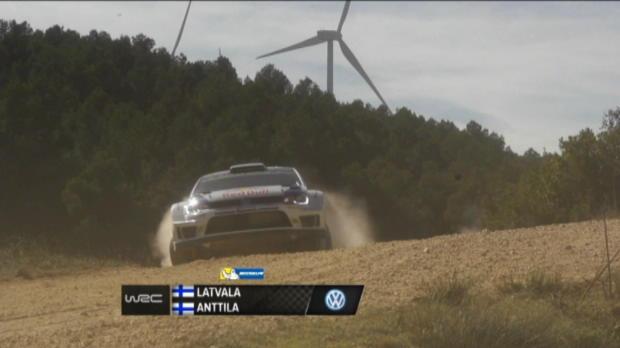 WRC Espa�a - Sebastian Ogier, l�der despu�s de la segunda etapa
