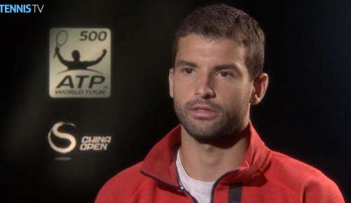 Dimitrov Interview: ATP Beijing 2R