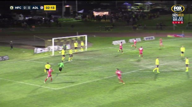 FFA Cup QFs MD1 goals wrap