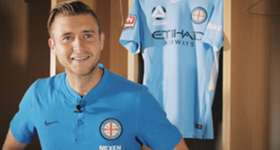 We officially welcome marquee signing Marcin Budzinski as he reflects on his move to Melbourne City FC ahead of the 2017/18 season. #WelcomeMarcin