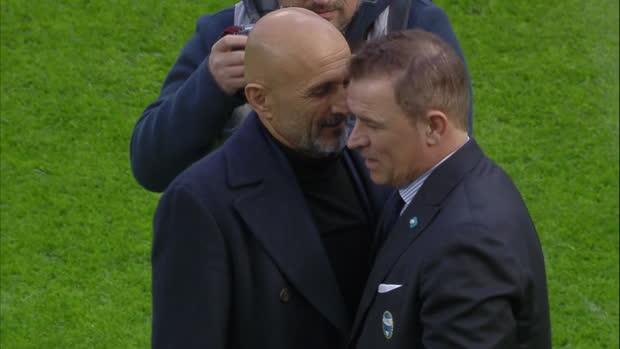 Serie A: Inter Mailand - SPAL   DAZN Highlights