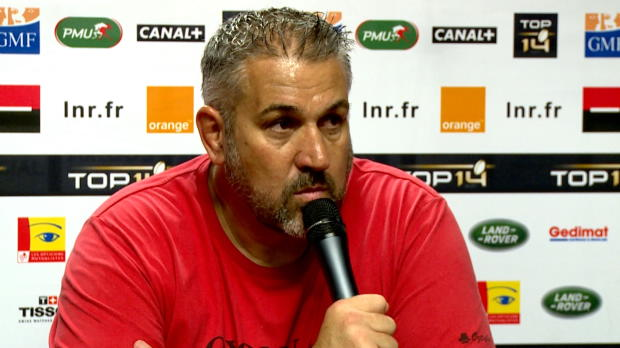 Top 14 - XV de France : Urios : 'J'ai f�licit� Nov�s pour sa nomination'